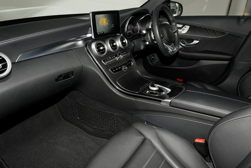 MERCEDES-BENZ C250  W205 Sedan 4dr 7G-TRONIC + 7sp 2.0T [Jul]