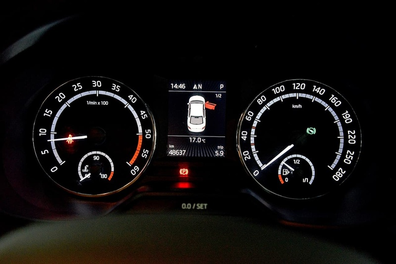 SKODA OCTAVIA RS NE RS 135TDI Sedan 5dr DSG 6sp 2.0DT [MY15.5]