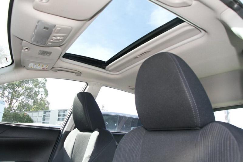SUBARU IMPREZA RX G3 RX. Hatchback 5dr Man 5sp AWD 2.0i [MY10]