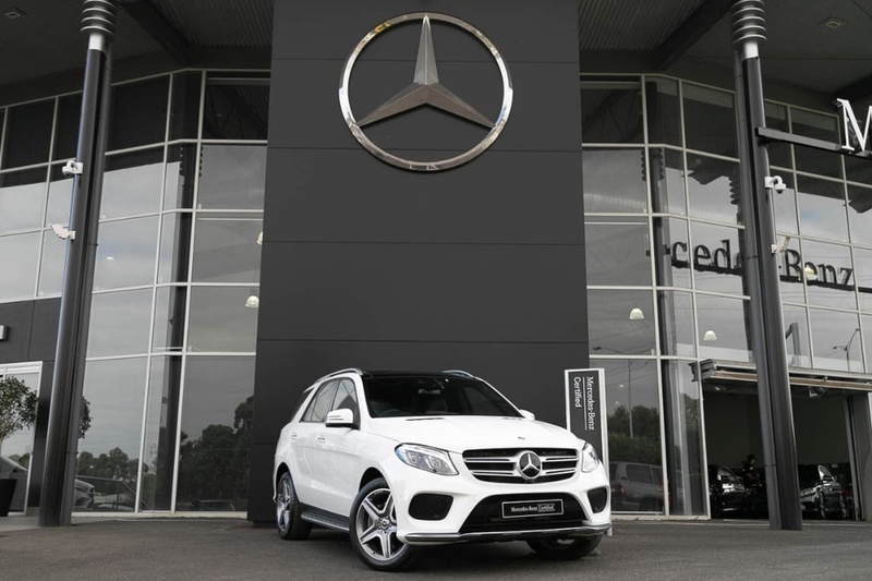 MERCEDES-BENZ GLE250 d W166 d Wagon 5dr 9G-TRONIC 9sp 4MATIC 2.1DT [Jan]