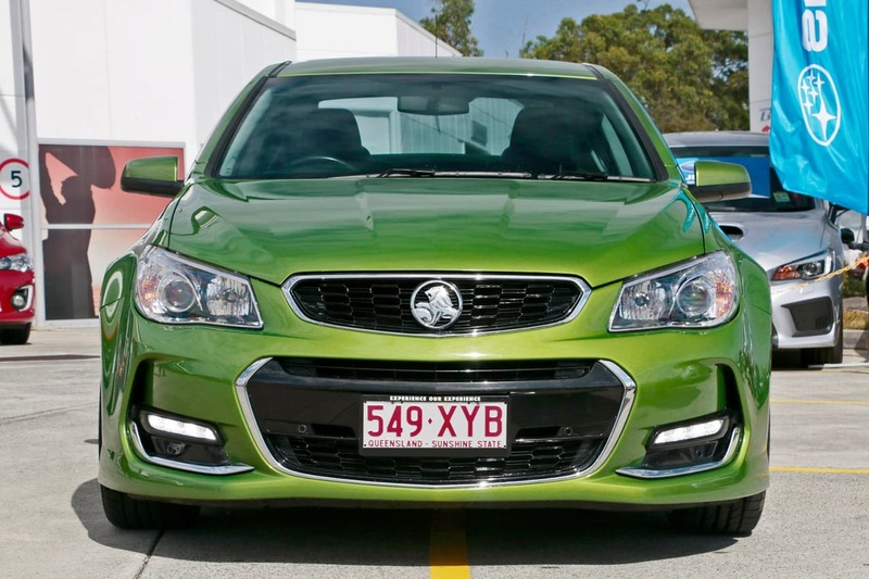 HOLDEN COMMODORE SV6 VF Series II SV6 Sedan 4dr Spts Auto 6sp 3.6i [MY16]