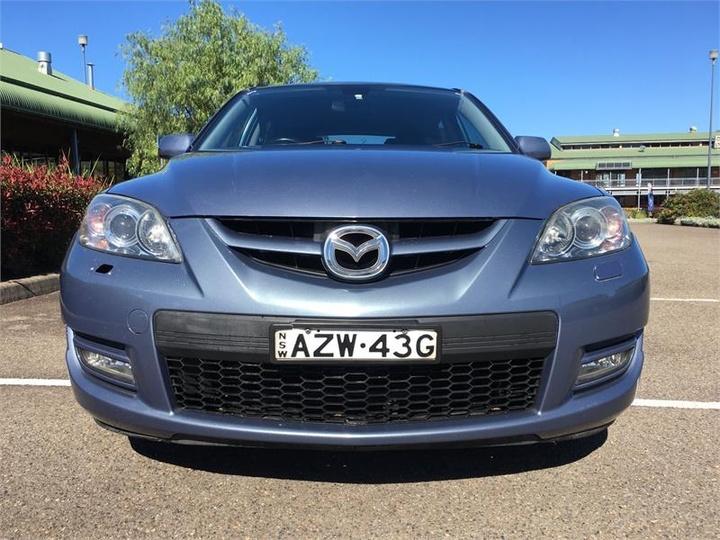 MAZDA 3 MPS BK Series 2 MPS Sports Hatchback 5dr Man 6sp 2.3T [Jul]