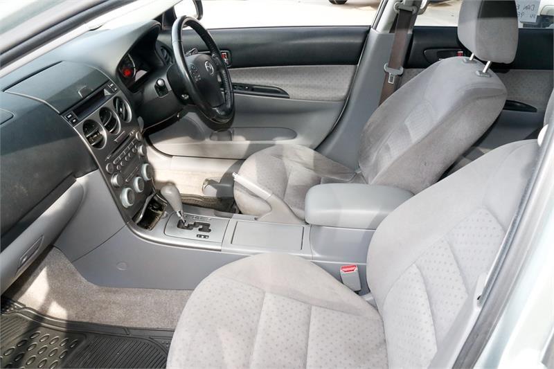 MAZDA 6 Classic GY Series 1 Classic Wagon 5dr Auto 4sp 2.3i [MY04]