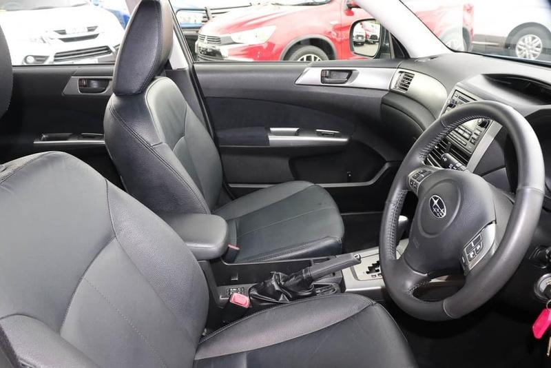 SUBARU FORESTER X S3 X Luxury Edition. Wagon 5dr Spts Auto 4sp AWD 2.5i [MY12]