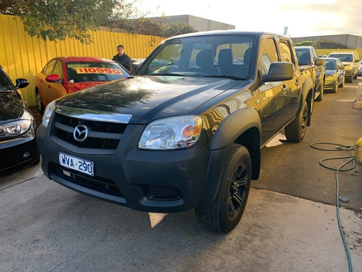 MAZDA BT-50 DX UN DX Utility Dual Cab 4dr Auto 5sp 4x2 3.0DT [Sep]
