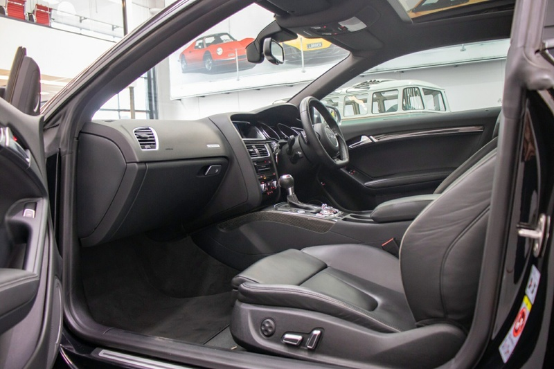 AUDI RS5  8T Coupe 2dr S tronic 7sp quattro 4.2i [MY13]