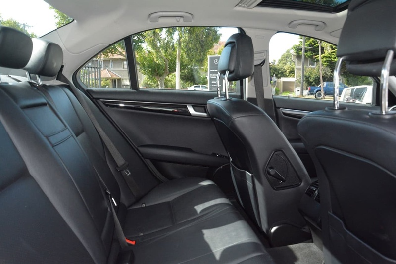 MERCEDES-BENZ C200 BlueEFFICIENCY W204 BlueEFFICIENCY Sedan 4dr 7G-TRONIC + 7sp 1.8T [MY13]