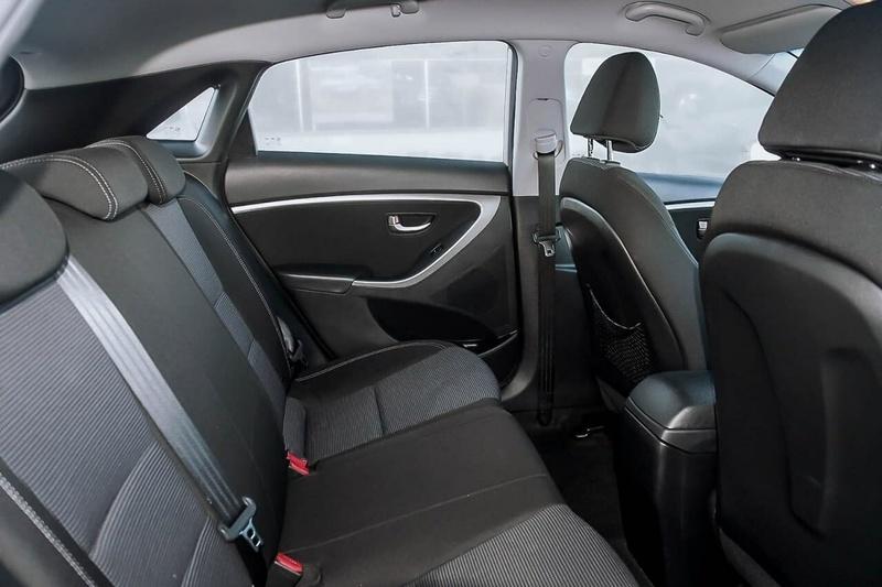 HYUNDAI I30 Active GD Active Hatchback 5dr Spts Auto 6sp 1.6DT