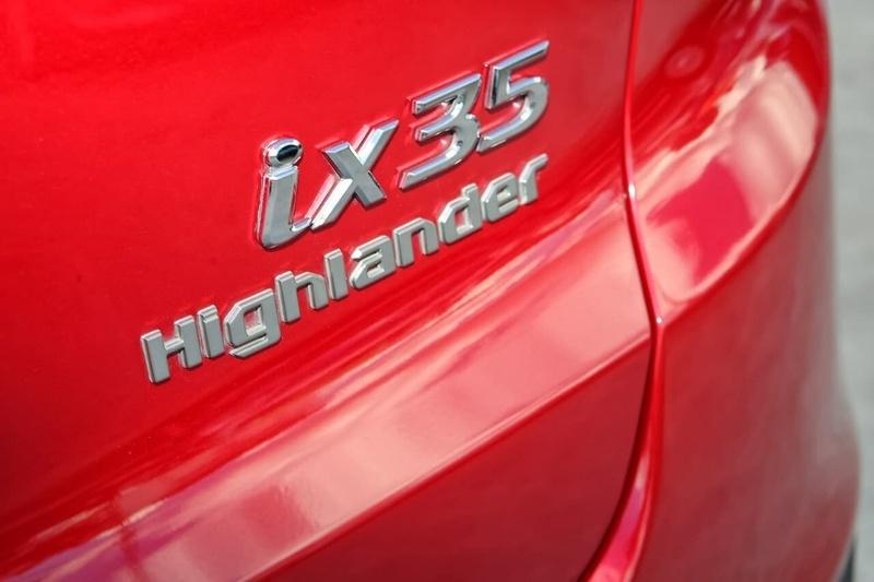 HYUNDAI IX35 Highlander LM Highlander Wagon 5dr Spts Auto 6sp AWD 2.4i [MY12]