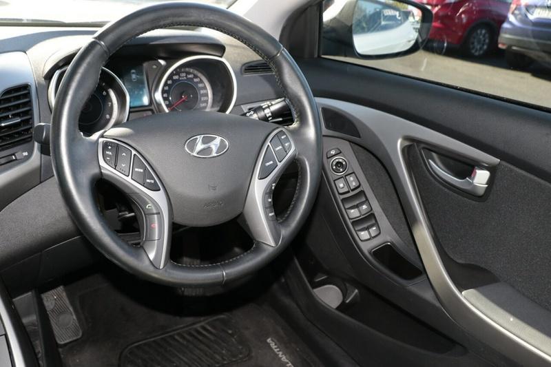 HYUNDAI ELANTRA Elite MD3 Elite Sedan 4dr Spts Auto 6sp 1.8i