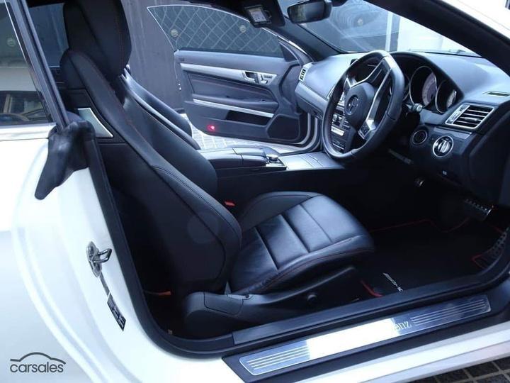MERCEDES-BENZ E200  A207 Cabriolet 2dr 7G-TRONIC + 7sp 2.0T [MY15]