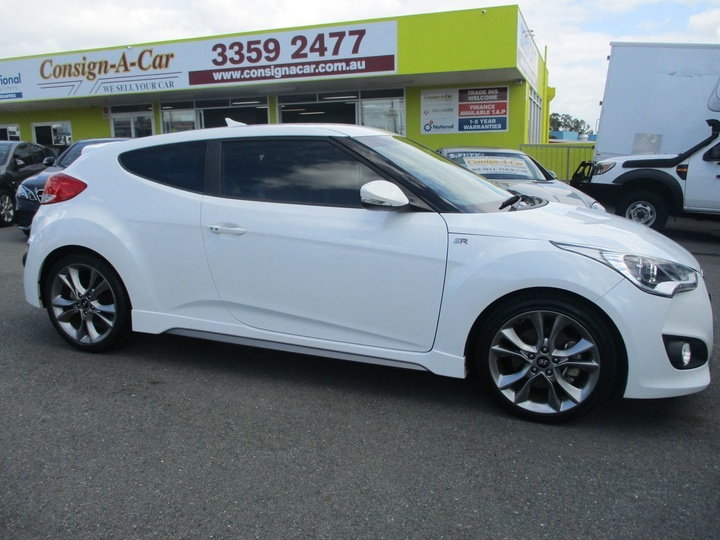 HYUNDAI VELOSTER SR FS4 Series II SR Turbo Coupe 4dr D-CT 7sp 1.6T