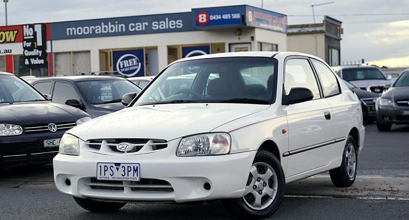 HYUNDAI ACCENT GL LC GL Hatchback 3dr Man 5sp 1.6i [MY04]