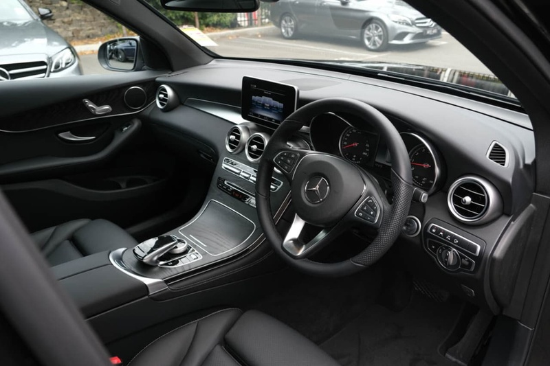 MERCEDES-BENZ GLC200  X253 Wagon 5dr 9G-TRONIC 9sp 2.0T [Jul]