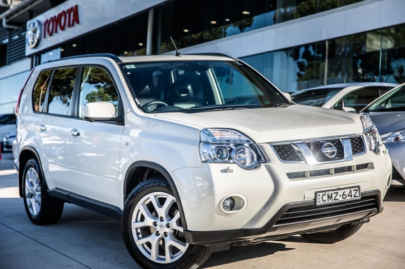 NISSAN X-TRAIL TL T31 TL Wagon 5dr Man 6sp 4x4 2.0DT [Series V]