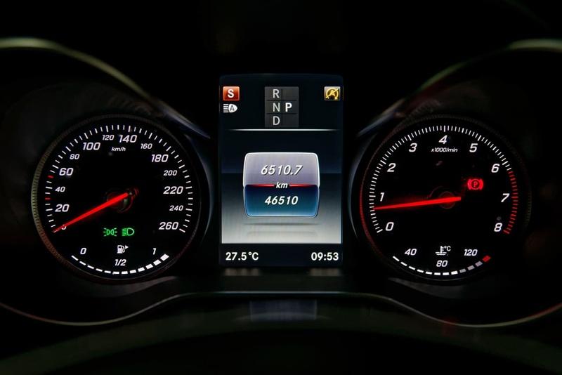 MERCEDES-BENZ GLC250  X253 Wagon 5dr 9G-TRONIC 9sp 4MATIC 2.0T [Sep]