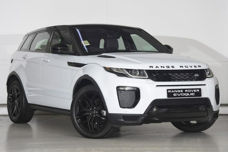 Land Rover Range Rover >> 2018 Land Rover Range Rover Evoque Td4 Hse Dynamic Sports Automatic