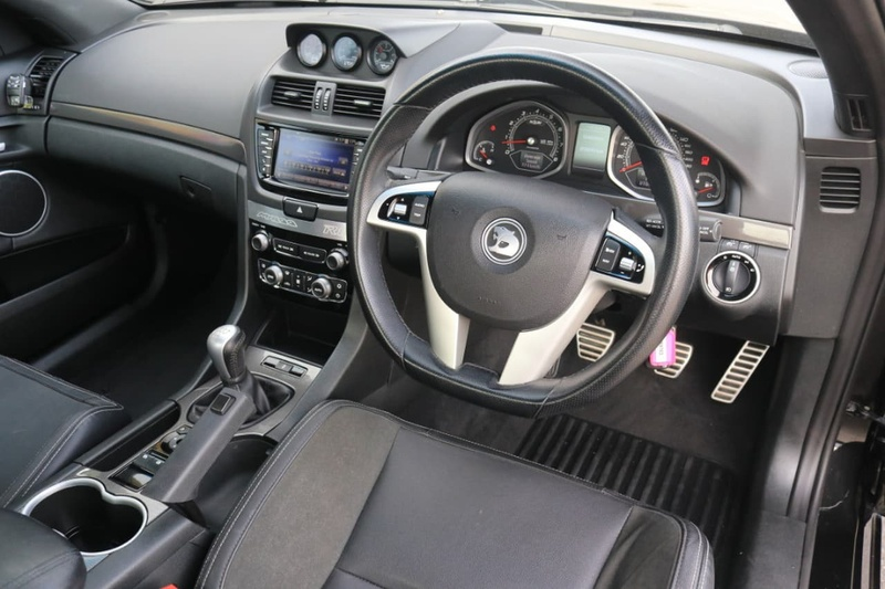 HOLDEN SPECIAL VEHICLES MALOO R8 E Series 3 R8 Utility Extended Cab 2dr Man 6sp 6.2i [Sep]