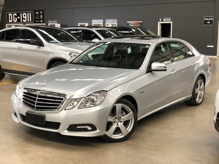 MERCEDES-BENZ E220 CDI BlueEFFICIENCY W212 BlueEFFICIENCY Avantgarde Sedan 4dr Spts Auto 5sp 2.1DTT [Sep]