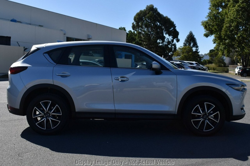 MAZDA CX-5 GT KF Series GT Wagon 5dr SKYACTIV-Drive 6sp i-ACTIV AWD 2.5T