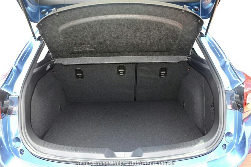 MAZDA 3 SP25 BN Series SP25 Hatchback 5dr SKYACTIV-Drive 6sp 2.5i (5yr warranty) [Aug]