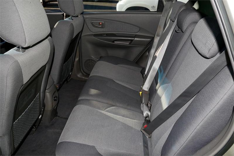 HYUNDAI TUCSON City JM City Wagon 5dr Spts Auto 4sp 2.0i [Feb]