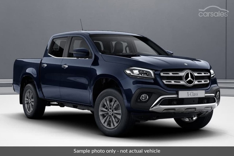 MERCEDES-BENZ X-CLASS X250d 470 X250d Power Utility Dual Cab 4dr Spts Auto 7sp 4MATIC 2.3DTT