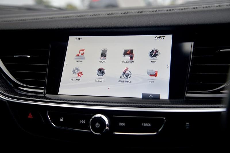 HOLDEN COMMODORE VXR ZB VXR Liftback 5dr Spts Auto 9sp AWD 3.6i [MY18]