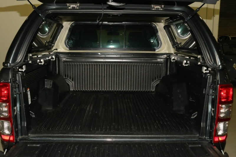 FORD RANGER XLT PX XLT Utility Double Cab 4dr Spts Auto 6sp 4x4 3.2DT