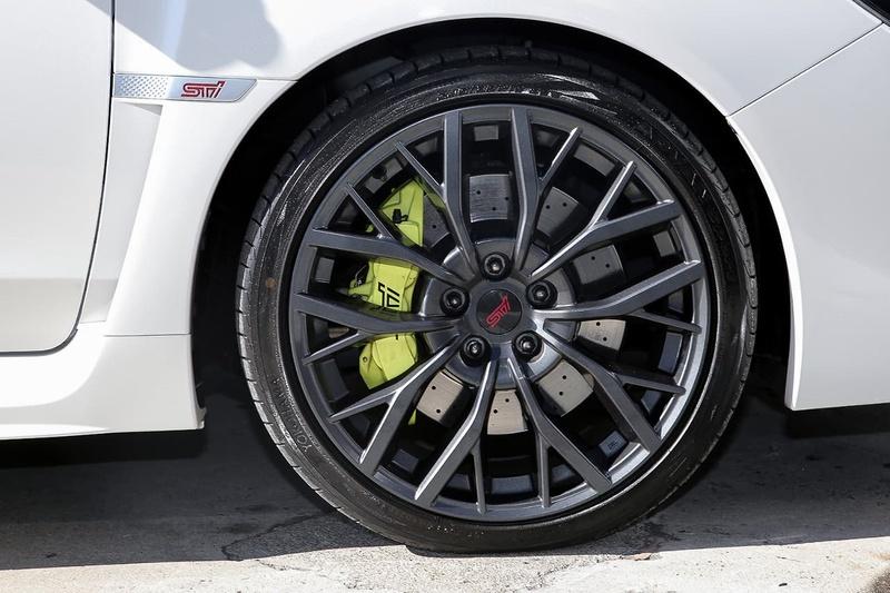 SUBARU WRX STI V1 STI Premium. Sedan 4dr Man 6sp AWD 2.5T [MY18]