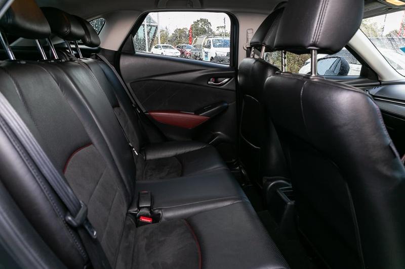 MAZDA CX-3 Akari DK Akari Wagon 5dr SKYACTIV-Drive 6sp 2.0i (FWD) [Jan]