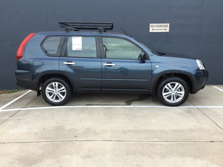 NISSAN X-TRAIL ST T31 ST Wagon 5dr Man 6sp 4x4 2.5i [Series IV]