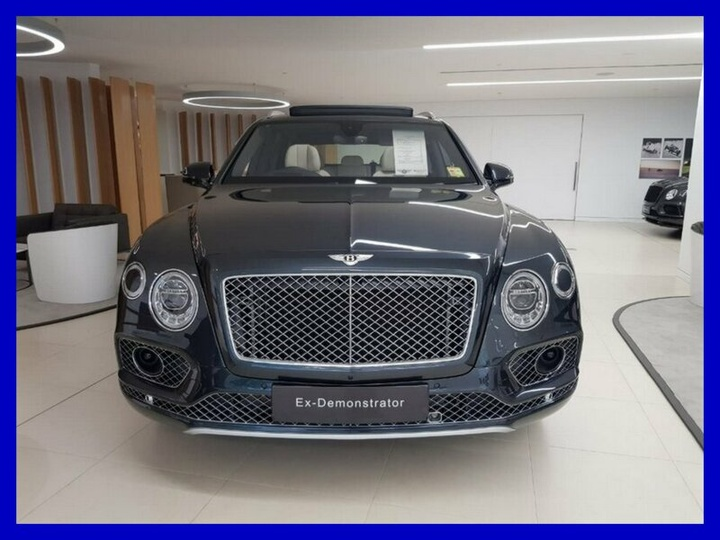 BENTLEY BENTAYGA  4V Wagon 5dr Spts Auto 8sp AWD 4.0DTT (5-st) [MY19]