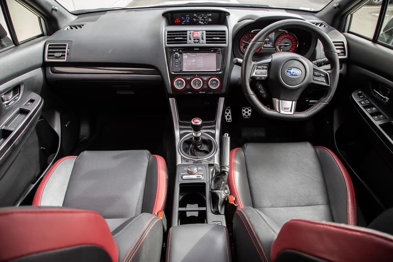 SUBARU WRX STI V1 STI Premium. Sedan 4dr Man 6sp AWD 2.5T [MY15]