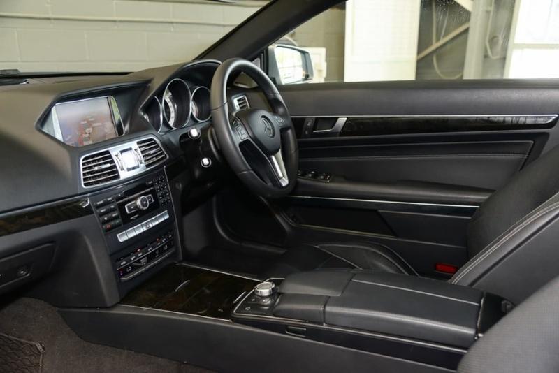 MERCEDES-BENZ E200  C207 Coupe 2dr 7G-TRONIC + 7sp 2.0T [Jun]