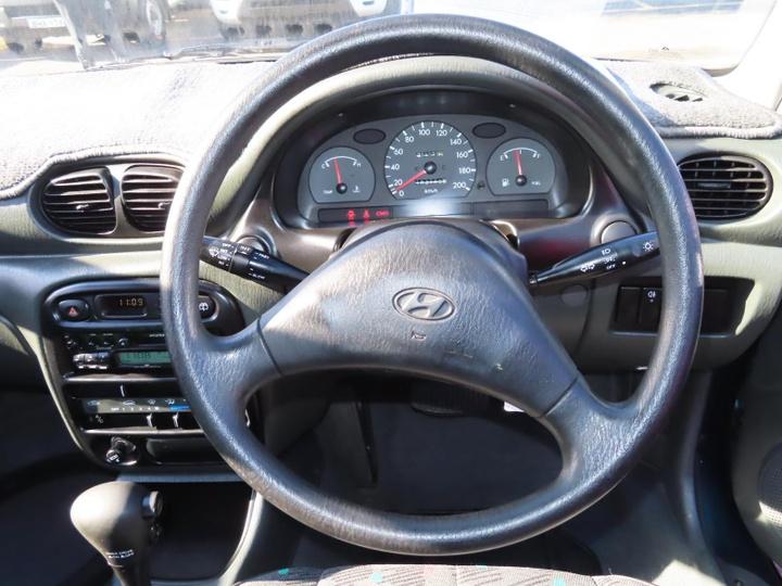 HYUNDAI EXCEL Sprint X3 Sprint Twin Cam Hatchback 3dr Auto 4sp 1.5i [Jan]