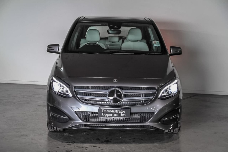 MERCEDES-BENZ B200 d W246 d Hatchback 5dr DCT 7sp 2.1DT [Jun]