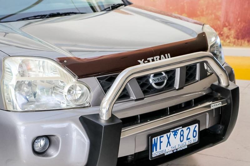 NISSAN X-TRAIL ST T31 ST Wagon 5dr CVT 1sp 4x4 2.5i