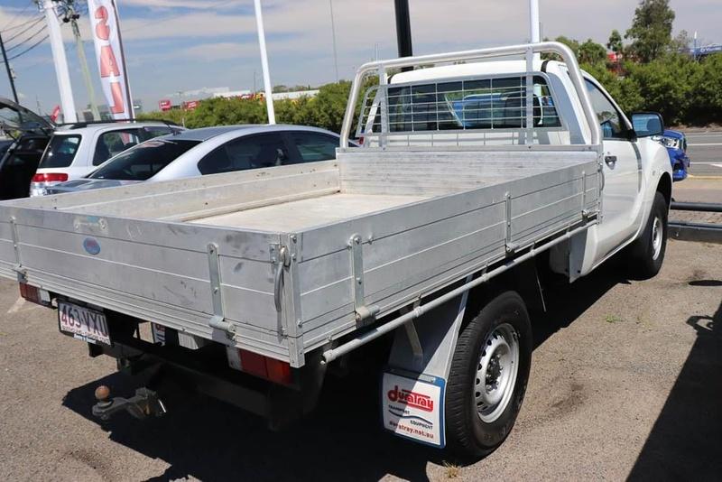 MAZDA BT-50 XT UP XT Cab Chassis Single Cab 2dr Spts Auto 6sp 4x4 3.2DT