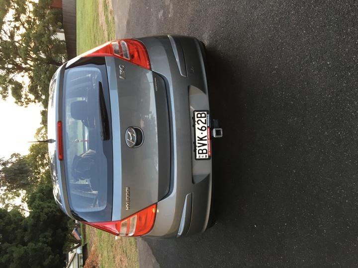 HYUNDAI I30 SX FD SX Hatchback 5dr Auto 4sp 2.0i (Oct ) [MY09]