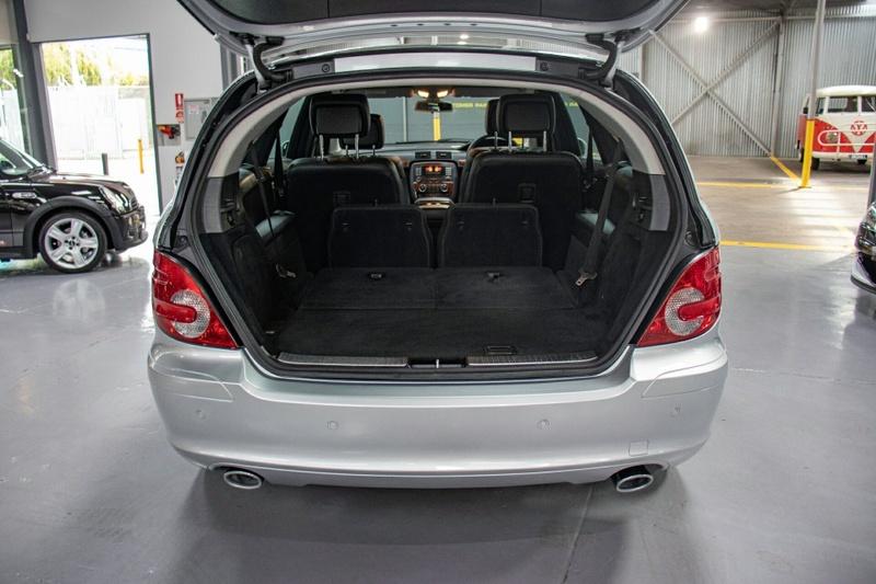 MERCEDES-BENZ R350  251 Wagon 6st 5dr Spts Auto 7sp 4WD 3.5i [MY06]