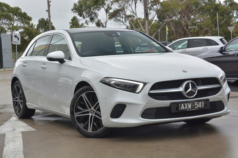 MERCEDES-BENZ A200  W177 Hatchback 5dr D-CT 7sp 1.3T [May]
