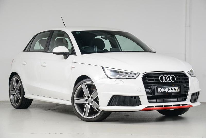 2015 Audi A1 S Line