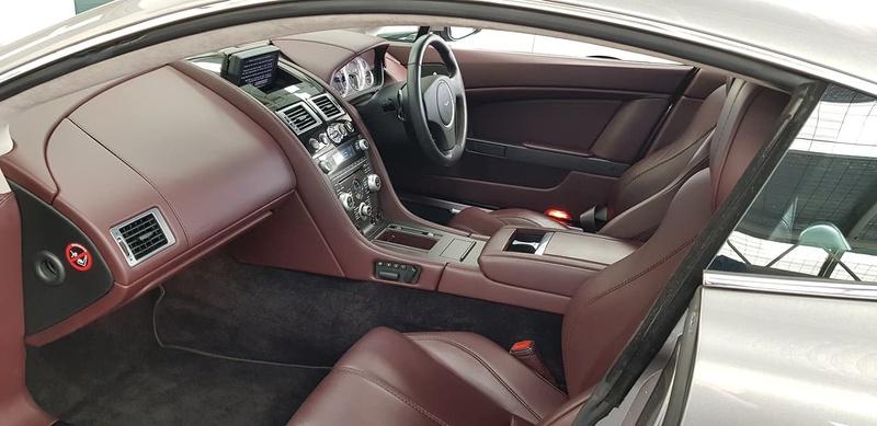 ASTON MARTIN V8 Vantage Vantage Coupe 2dr Seq. Mac 6sp 4.7i [MY09]