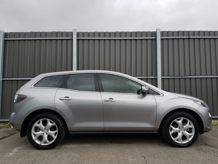 MAZDA CX-7 Luxury ER Series 2 Luxury Sports Wagon 5dr Activematic 6sp 4WD 2.3T