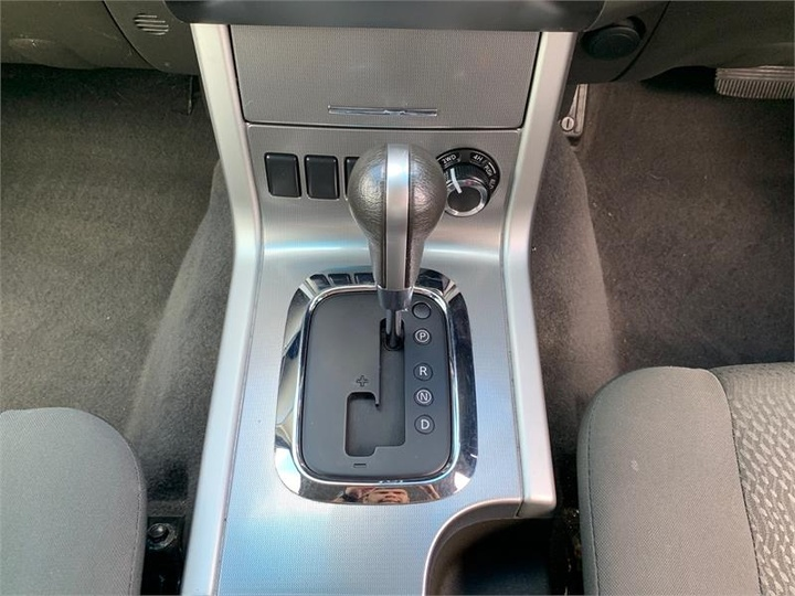 NISSAN NAVARA ST-X D40 Series 5 ST-X Utility Dual Cab 4dr Spts Auto 7sp 4x4 3.0DT