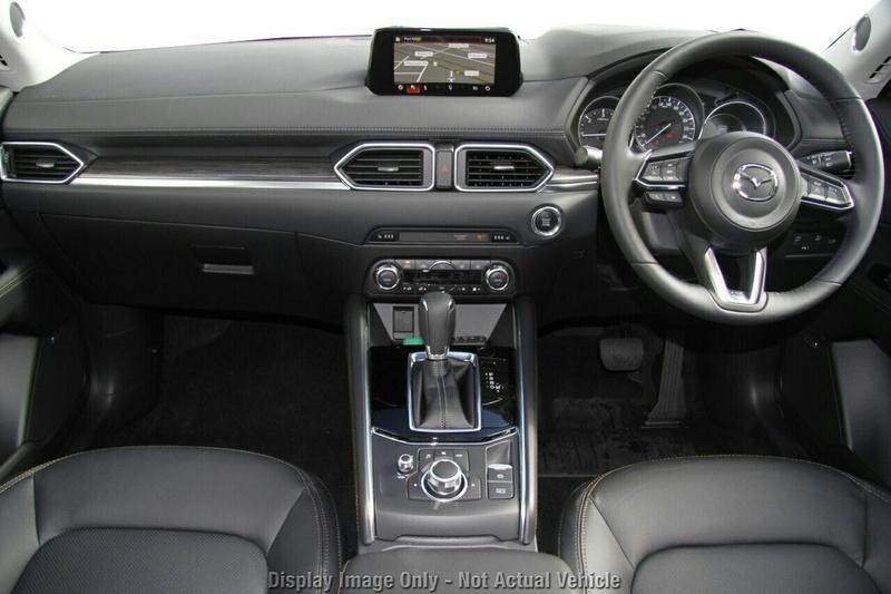 MAZDA CX-5 GT KF Series GT Wagon 5dr SKYACTIV-Drive 6sp i-ACTIV AWD 2.5i