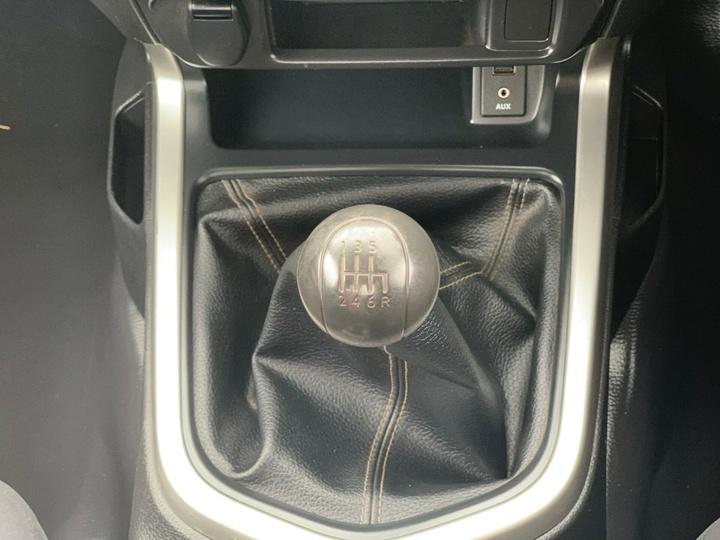 NISSAN NAVARA DX D23 DX Cab Chassis Single Cab 2dr Man 6sp 4x2 2.5i [Mar]