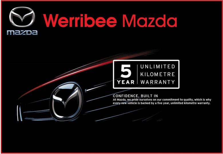 MAZDA 3 SP25 BN Series SP25 Sedan 4dr SKYACTIV-Drive 6sp 2.5i (5yr warranty) [Aug]