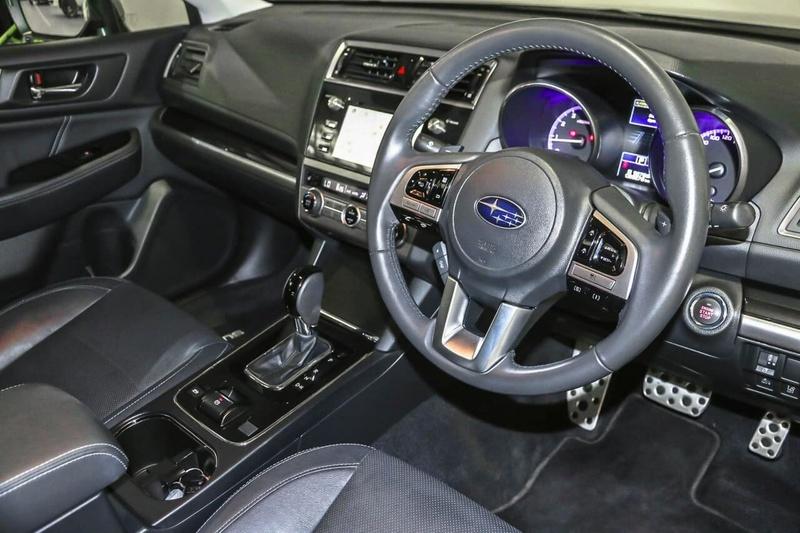 SUBARU LIBERTY 2.5i 6GEN 2.5i Premium. Sedan 4dr CVT 6sp AWD [MY17]